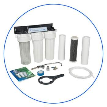 Aqua Filter FP3-K2 Under-Counter Water Filter