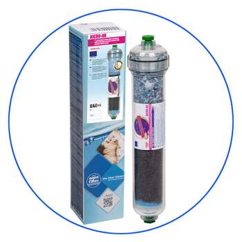 AICRO-AB Water Carbon In-Line Cartridge