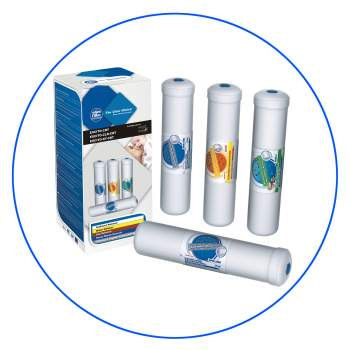 EXCITO-ST-CRT Aqua filter Cartridge Set