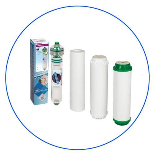 Annual Replacement System Filters Set FP3-HJ-K1