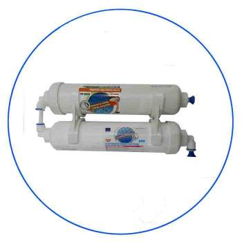 2 Stage Aqua Filter In-Line Water Filter