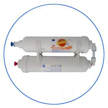 2 Stage In-Line Softener Water Filter