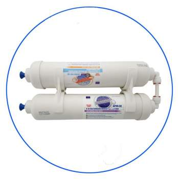 3 Stage Water Filter In-Line