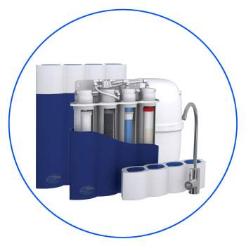 EXCITO-OSSMO Reverse Osmosis Water Filtration System