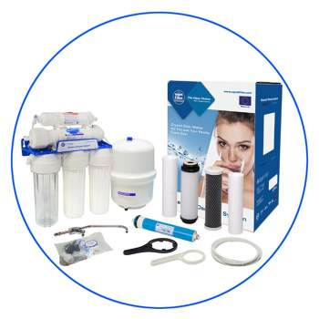 RX55139415 Reverse Osmosis Water Filtration System