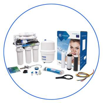 RP-6-001-002 Reverse Osmosis Water Filtration System