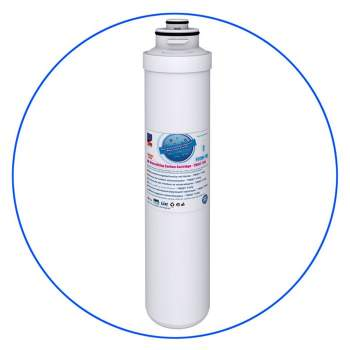 FCCM-TW Aqua Filter Water Carbon In-Line Cartridge