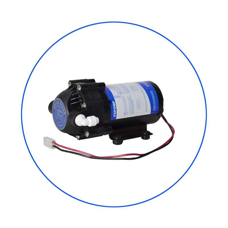 M1207515_K Diaphragm RO Pump With Connectors Set