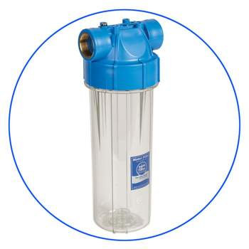 "FHPRx-B-AQ Water Filter 10"" (inch) Water Filter Housing"