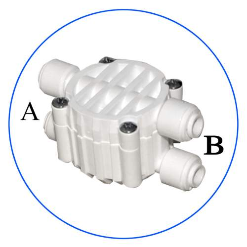Aqua Filter AQ-S-3000W Four-Way Valve