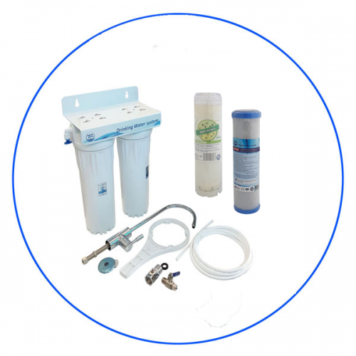 2 Stage Filtration System APDUC 14 SCALE