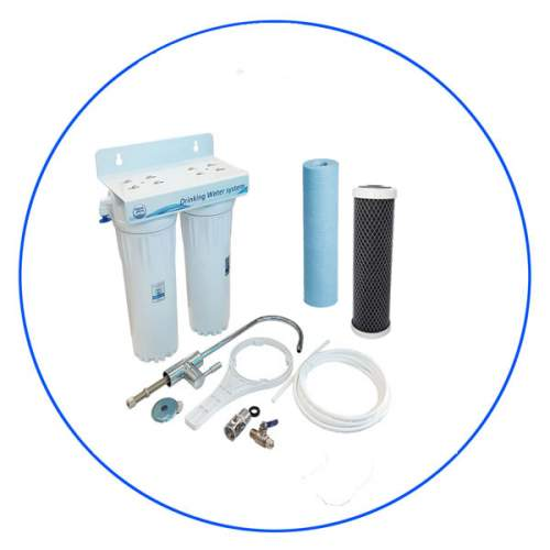 2 Stage filtration system APDUC 14 ECO