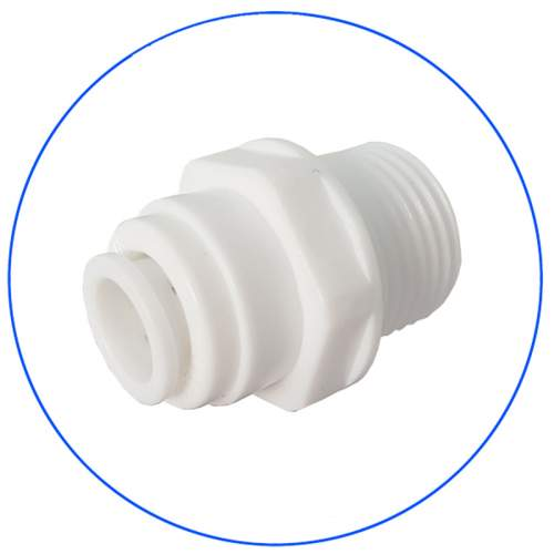 """Security clutch 1/2″ σε 3/8"""" in-line for water filters AP-QT22-B"""