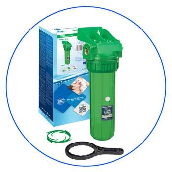 Aqua Filter Bacteria and UV Resistant Water Filter Housing